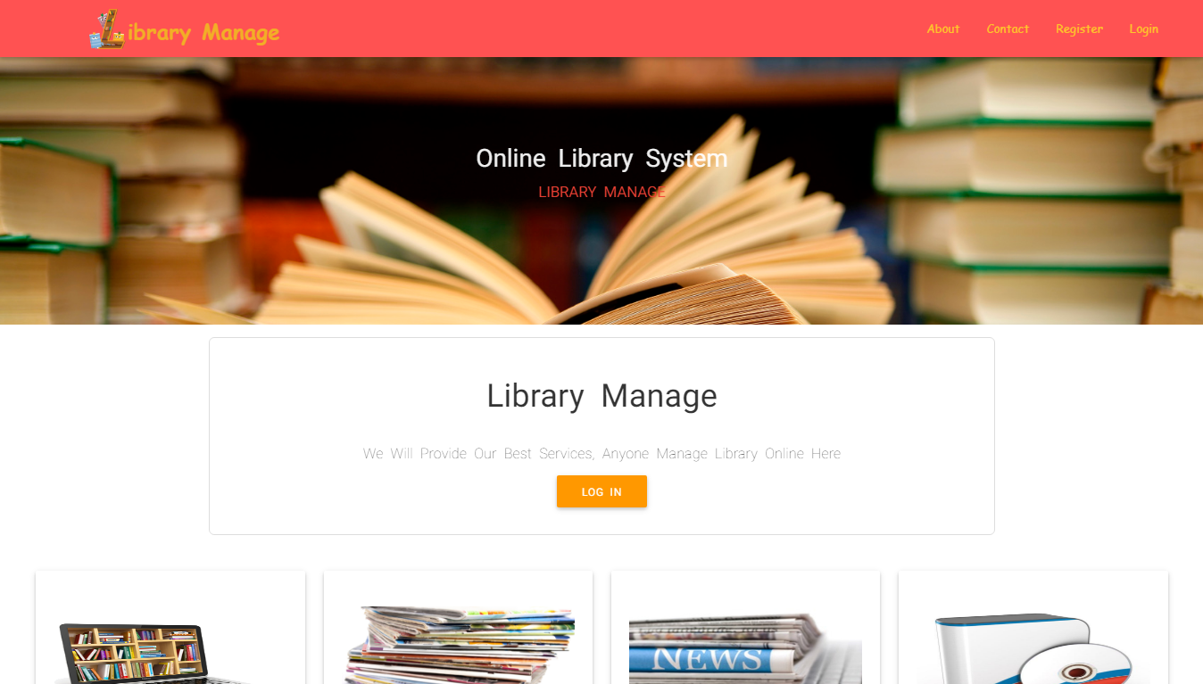 Library Manage